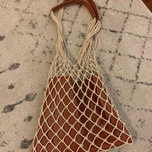 Street Level Fishnet Bag